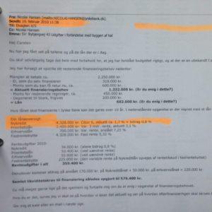 Vi spørger jyske bank, om de oplysninger, Nicolai Hansen jyske Banks erhvervs rådgiver skriver til kundes sygeseng 19 februar 2010 Nu også er helt sande Eller lyver jyske bank for syg kunde. Falsk lån Falsk garanti Faldt sikkerhed Er jyske bank en bank som i ond tro lyver for at stjæle fra kunder i jyske bank