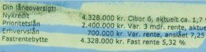 Jyske bank har trukket renter af dette lån på 4.328.000 kr. I Nykredit siden 1 januar 2009 Til dato bliver til ca. 1.500.000 kr. Men findes lånet eller bedrage jyske bank deres kunde med rentesvindel Dette er et af mange spørgsmål, som jyske bank forbyder kunde at spørge om, Jyske Banks advokater I Lund Elmer Sandager hjælper med svindlen og lyver lånet som hjemtaget over for retten. Anders læs spørgsmål. Fra 25. Maj 2016 Og prøv at svare ærligt Har vi optaget Hjemtaget lån i Nykredit på 4.328.000 kr. Og hvis ja HVORNÅR VIS OS LÅNET I NYKREDIT VIS OGSÅ LIGR GANTIEN SOM NYKREDIT KRÆVEDE
